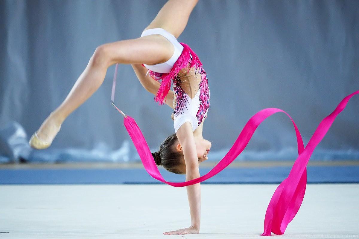 Художественная гимнастика для детей в фитнес-центре Tauras ...