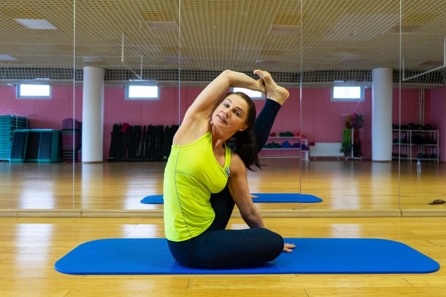 Заряд бодрости йога выпуск 11